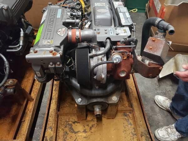 Yanmar 6LPA-STZP 315 hp RTO Diesel Marine Engine