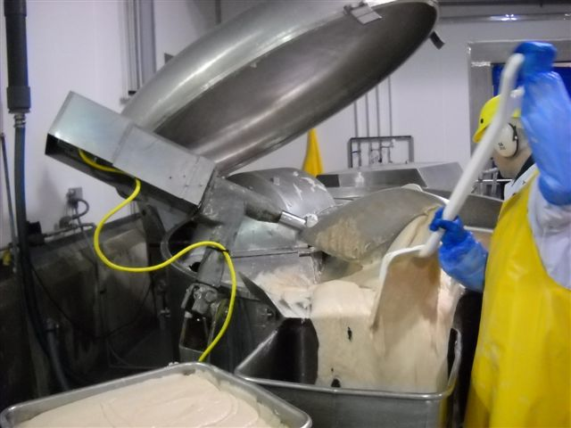 K & G Bowl Cutter Vacuum