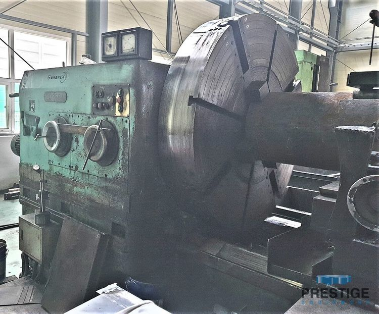 Poreba Heavy Duty Manual Lathe 200 RPM TCG-160x8M