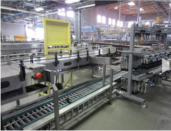 Hartness 835, Stainless Steel Drop Packer