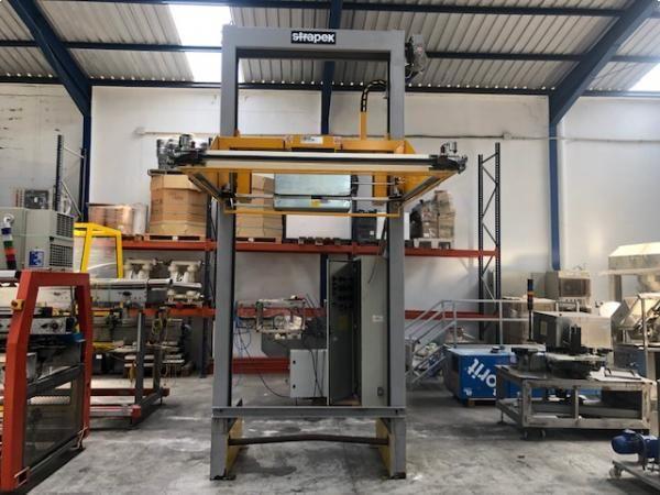 Strapex H/V vertical automatic strapping machine