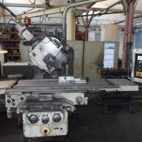WMW FSS400/E Milling Machine - Vertical Max. 1400/18Step U/min