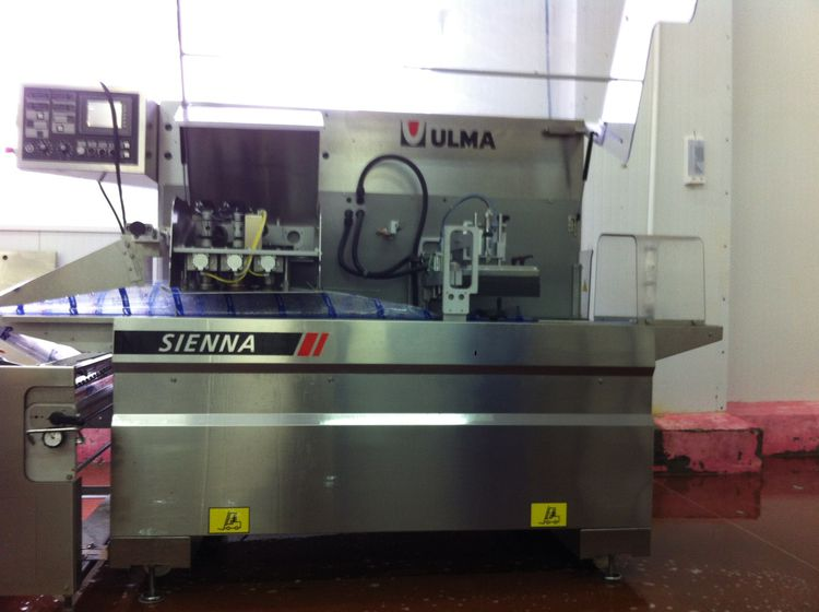 Ulma Sienna LS BI  Horizontal flow wrapper