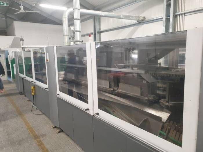 Heidelberg EUROBIND 4000, Perfect Binding machine