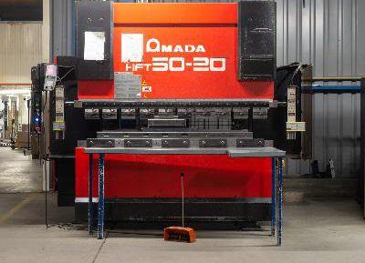 Amada HFT 50-20 50 Ton
