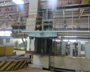Blansko CKD BLANSKO SKJ 32-63 A Vertical turning lathe single-column