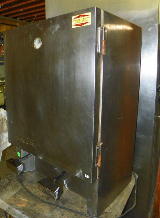 Silver King SK-2 milk cooler/dispenser