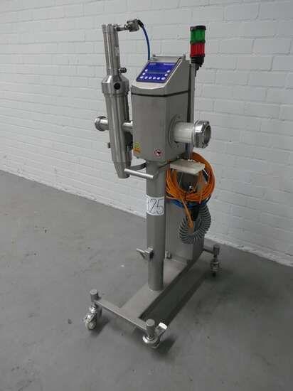 Mettler Toledo Safeline HDS pipeline metal detector